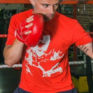 training-t-shirt-red