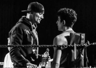 Amateur boxing coach - Vince